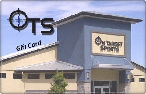 Where Do They Sell Target Gift Cards - ots gift cards available on target sports