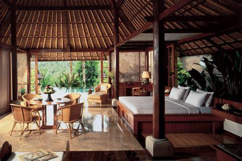 amandari ubud bali indonesia  star luxury resort hotel
