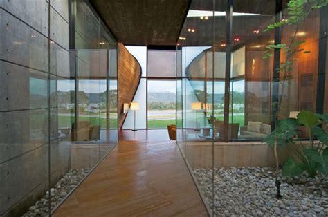 Home Interior Garden by Stunning Indoor Gardens Create Seamless Human Nature