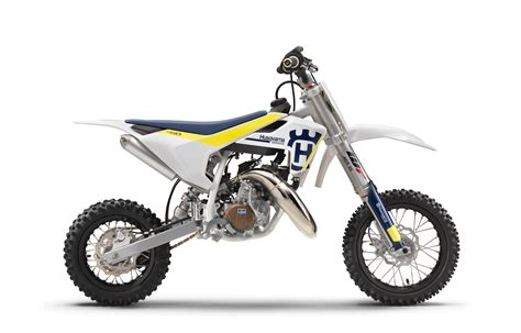 Dirt Bike Giveaway 2016 - husqvarna brand expands with 2 stroke minis dirt bike magazine