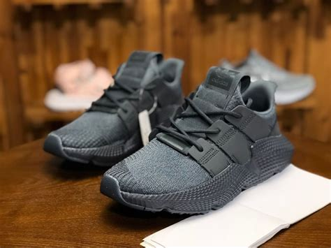 adidas prophere onix mens womens running shoes