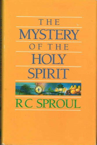 libro the mystery of the holy spirit di r c sproul