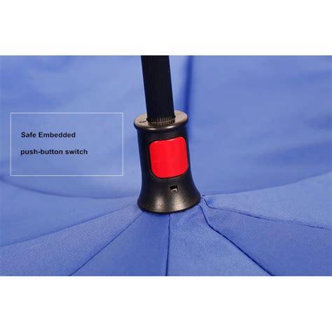 Payung Terbalik Gagang C Black payung terbalik layer gagang c black