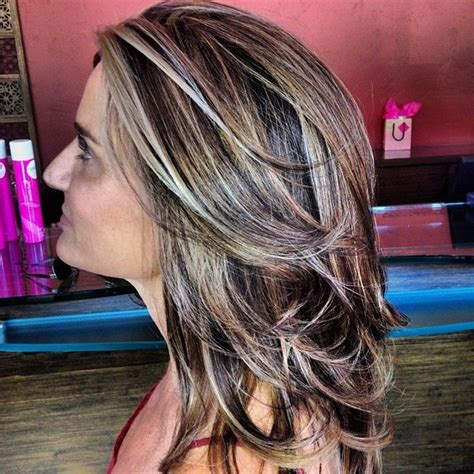 images of multi colored highligts multi colored hair with highlights 17 best ideas about