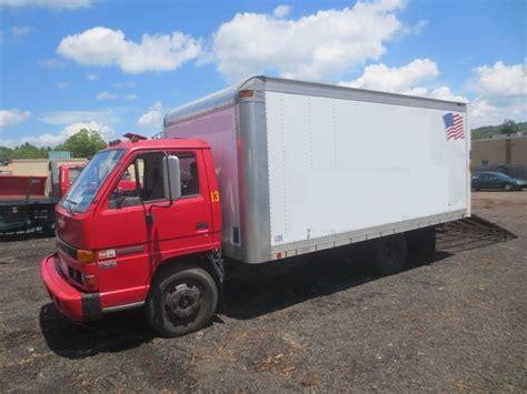 used landscape truck isuzu trucks box trucks