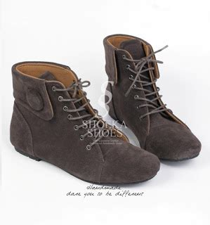 Sepatu Boots Pendek Wanita Sepatu Boot Pendek Cewek Holidays Oo