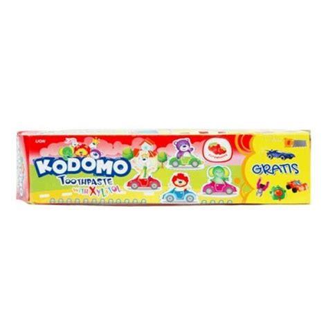 Pasta Gigi Anak Bayi Children Baby Toothpaste kodomo toothpaste strawberry 45gr