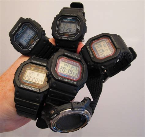G Shock G5600 Not Dw5600 Dw6900 g shock 5600 analysis paralysis