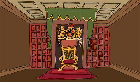 Throne Room Clipart 15