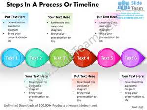 business power point templates steps process or timeline
