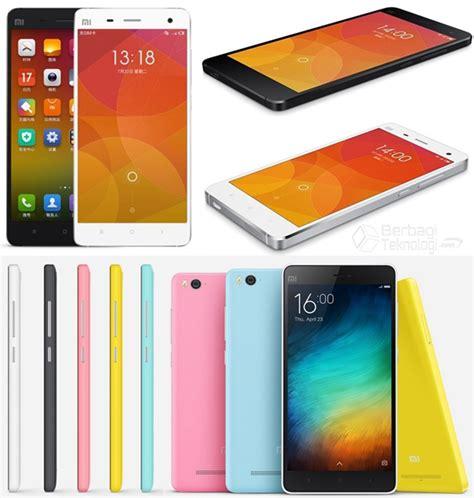 Hp Xiaomi Mi4 Di Indonesia spesifikasi xiaomi mi4 perbandingan spesifikasi harga