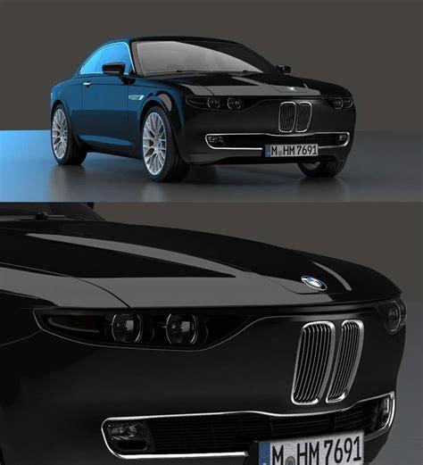 bmw cs concept bmw cs vintage concept coupe sports cars ruelspot com