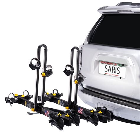 Saris Freedom 2 Bike Rack by Saris Freedom 2 Bike Hitch Rack Black