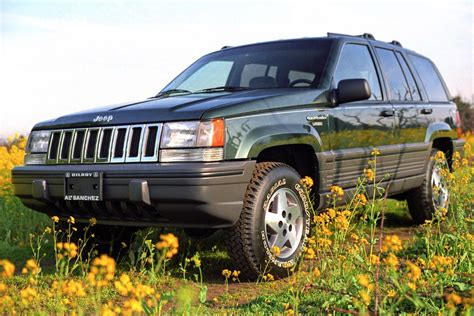 i a 1994 jeep grand the blinkers were history of the jeep grand