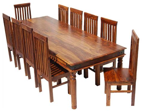 rustic dining room furniture sets rustic large dining room table chair set for 10 people rustic dining sets