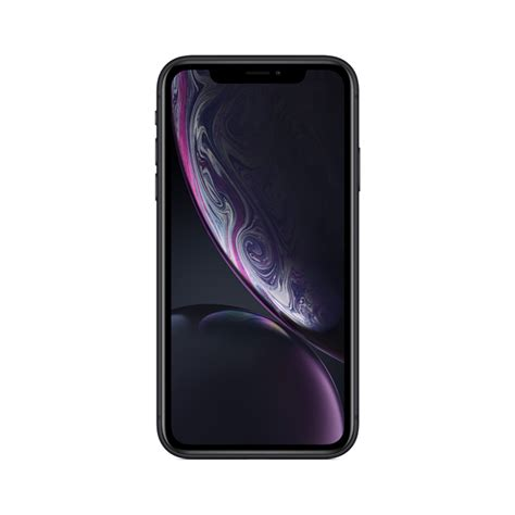 Iphone Xr Front by Iphone Xr 64gb Black