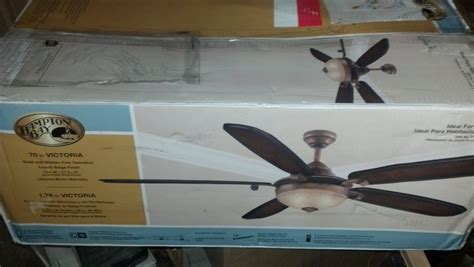 hton bay 70 in beige ceiling fan hton bay cl11012 70 in beige ceiling