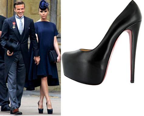 christian louboutin 6 inch heel
