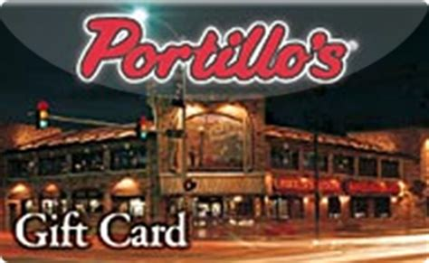 sell portillo s gift cards raise - Portillos Gift Card Online