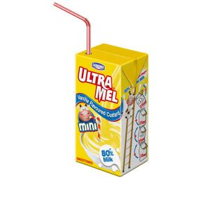Ultra Mimi Vanila danone claims product of the year 2016 in two categories