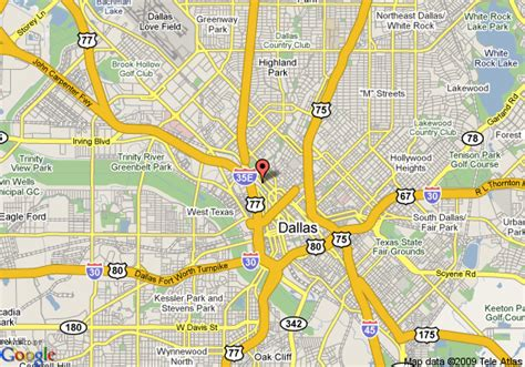 dallas texas on us map map of hyatt summerfield suites dallas uptown dallas