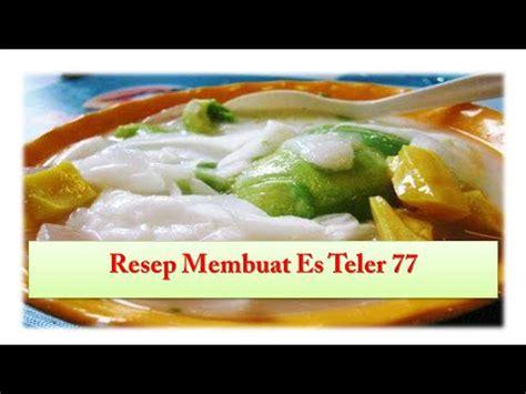 Es Teler Durian By Sindikat Bakso bp4 jasa es teler durian omama doovi