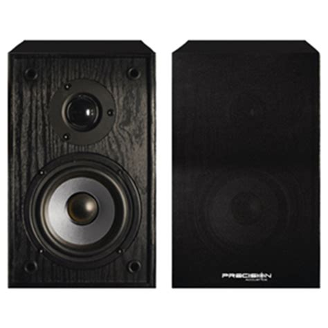 precision acoustics classic bookshelf speakers cb4
