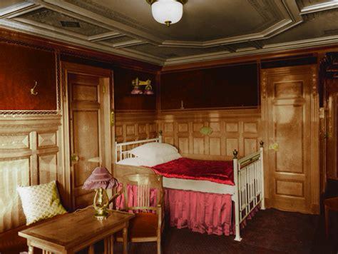 cabin classes photos historiques