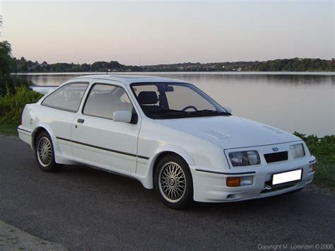 favorite cosworth sapphire 3dr rs500 passionford