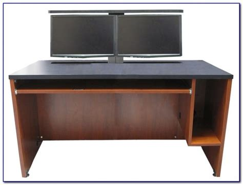 dual screen computer desk remote desktop to dual screen computer desk home