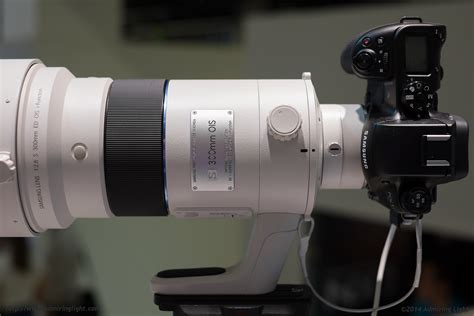 Samsung F2 samsung s 300mm f 2 8 ed ois nx lens prototype shown at photokina photo rumors