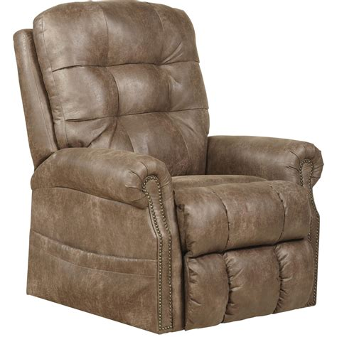 recliners with heat catnapper motion chairs and recliners 4857 ramsey lift