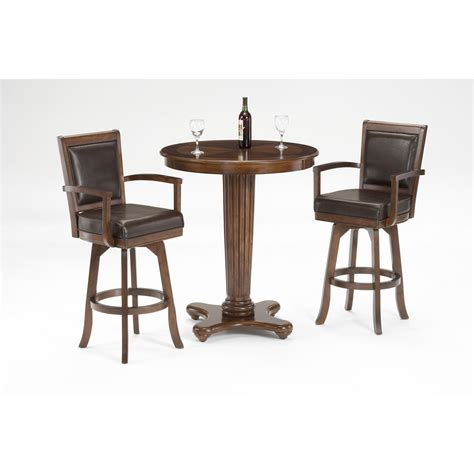 42 High Table by 42 Inch High Pub Table