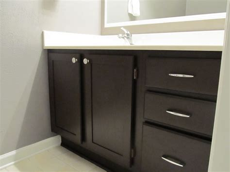 best refinishing bathroom cabinets ideas awesome house
