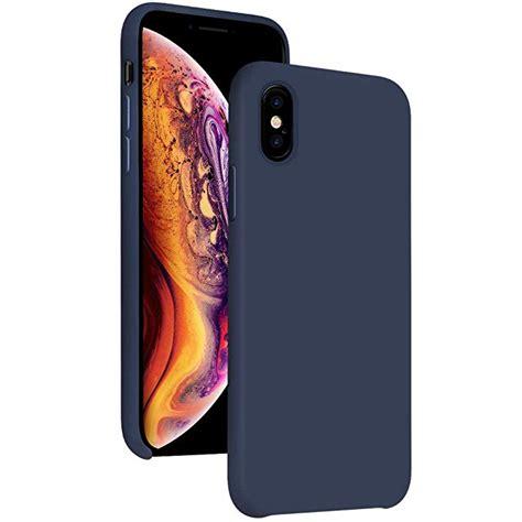 liquid silicone blue for iphone xs max walmart