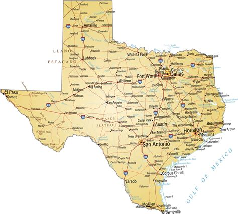 region map of texas curious about the 4 regions of texas check this out