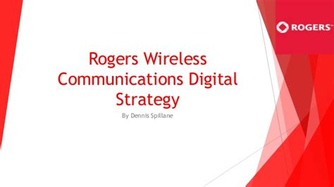 Rogers Cell Phone Lookup Rogers Wireless Communications Digital Strategy