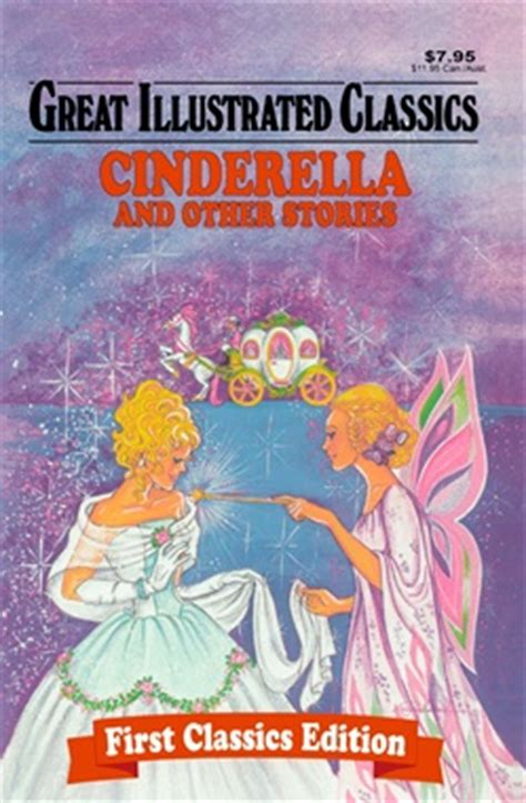 Cinderella And Other Stories cinderella and other stories great illustrated classics