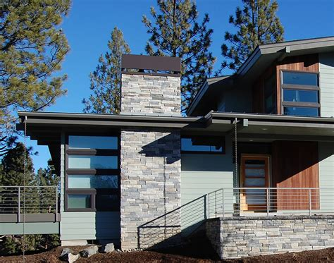 shelter studio custom home design bend oregon home plans designs