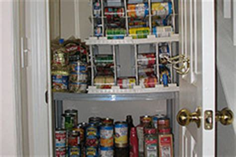 Food Closet by Food Storage Tips Hack Your Coat Closet Part 2