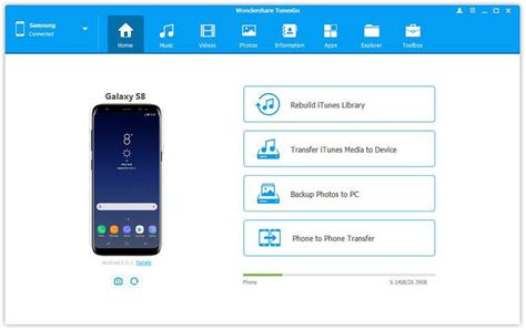 android contact manager 2 solutions to transfer itunes to samsung galaxy s8 s7 s6 s5