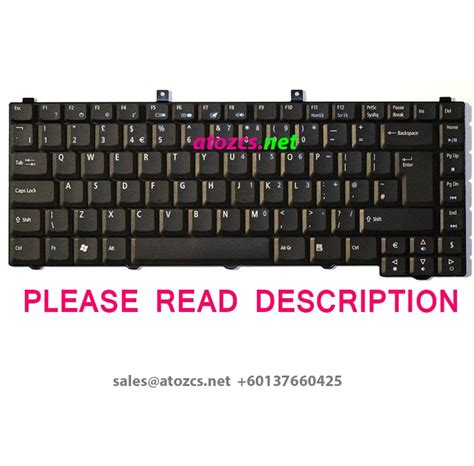Keyboard Laptopnotebook Acer Apire 1670 3690 acer aspire 1670 1671 1672 3100 3600 end 4 30 2017 9 59 pm