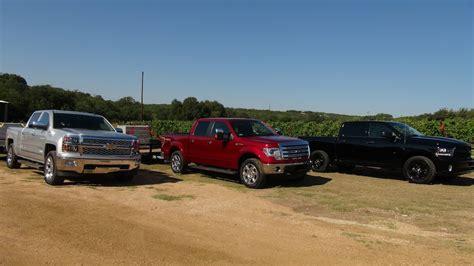 compare trucks silverado 1500 vs f150 vs ram 1500 chevrolet 2014 chevy silverado vs ford f 150 vs ram 1500 epic v8 0