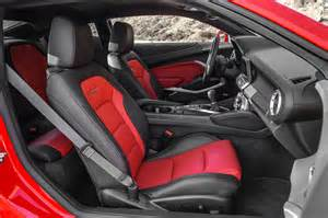 Ss Camaro Interior by 2016 Chevrolet Camaro Ss Review Term Update 5