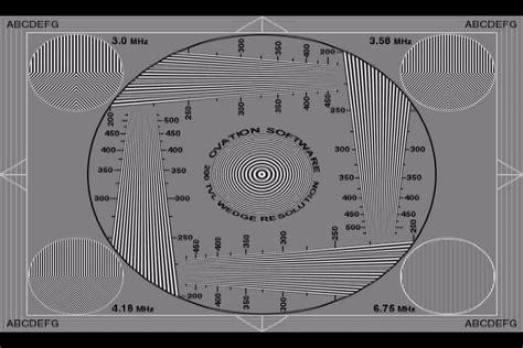 test pattern dvd resolution test bt878 ati rage theatre philips