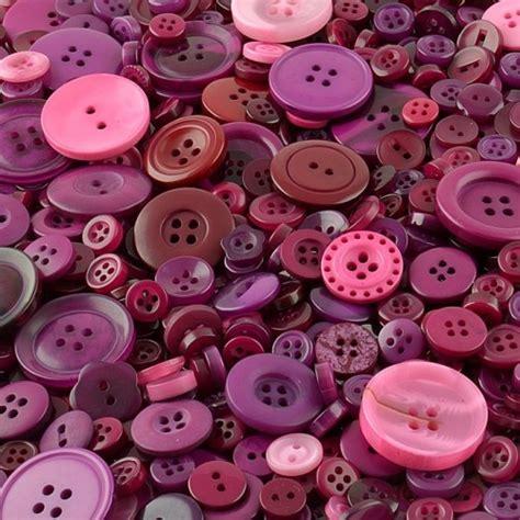 Proll 1kg wholesale purple buttons