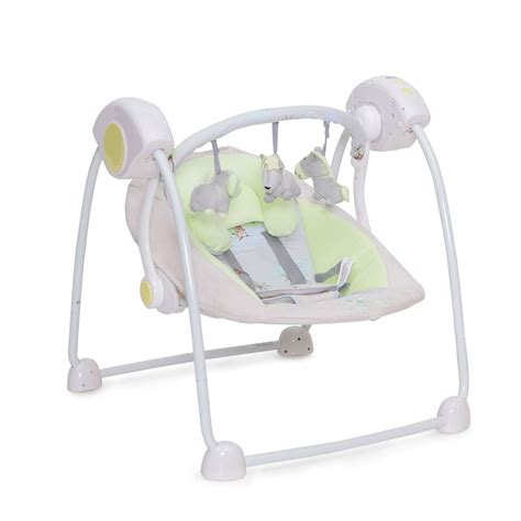 swing electric electric baby bouncer swing cangaroo baby swing green