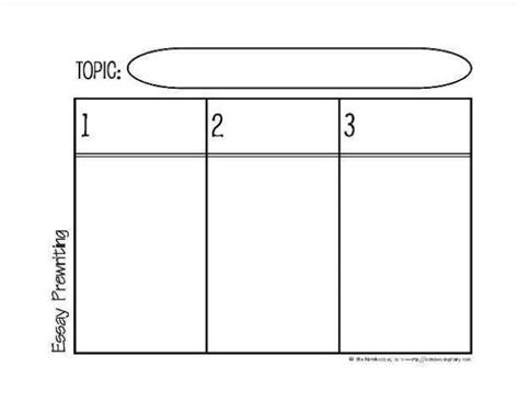 How To Make A Graphic Organizer On Paper - 47 best graphic organizers images on graph