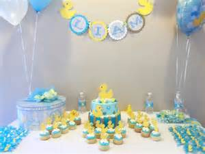 duck themed baby shower decorations rubber ducky baby shower ideas photo 5 of 6