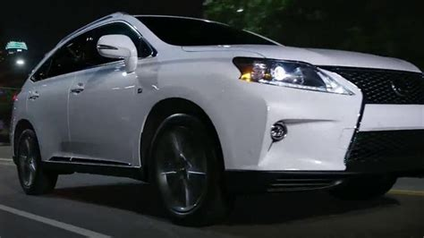 lexus rx commercial actress extra benefits the lexus rx tv spot extra benefits screenshot 3
